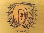 Axion - YAY 2000 hits :D by MetalHarpey