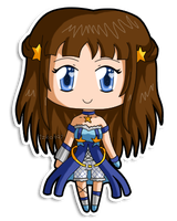 [C] Mini Chibi Stella Galaxy by izka197