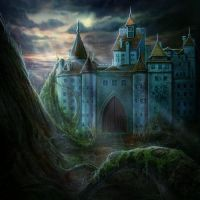 Castle of Life by SabrinaGallowix
