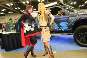 RTX 2015: Ruby and Yang by pgw-Chaos