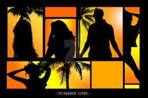 Summertime by simoner