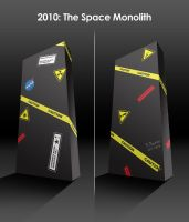 2010 The Space Monolith by cow41087