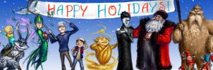 Happy Holidays!! by lorellashray