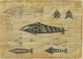 nautilus by stabbedwithacarrot