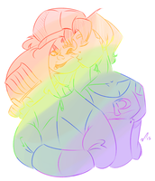 #LoveWins by feathers-Ruffled