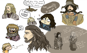 Hobbit DUMP by MeSandra