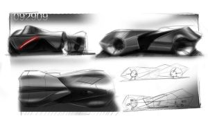 092809 Sketches by Dannychhang