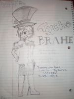 Tycho Brahe by Classique-Cat