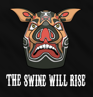 The Swine Will Rise by GeistsGlacier