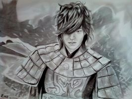 Lee Min Ho (Faith Great Doctor) by Lois-Scarlet