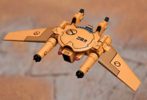Tau Remora Drone Stealth Fighters by GeraldII