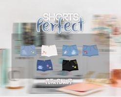 Shorts perfect by PiTuFiNa7