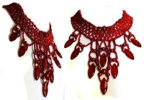 Ruby Red Regality - Stock by Thy-Darkest-Hour