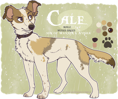 Hello there, Cale :3 by Deesney