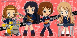 After School Tea Time Band by J8d