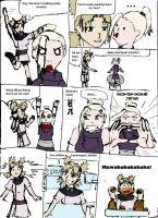 Ino is a Fatty - Coloured by RobAngry