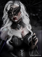 Night of Masquerade by xMLBx