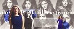 Alexandra Daddario France Photogallery by Shyvana