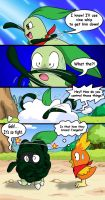 Pokemon Dungeon Newbie Grass by Coshi-Dragonite
