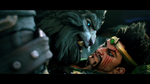 League Of Legends - Rengar And Draven by Els236