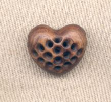 Honeycomb Heart 2 by DonSimpson
