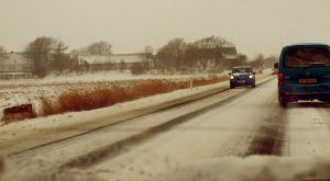 Winter drive by ryMp