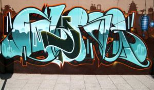 Ayre 1 by PerthGraffScene
