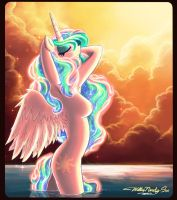 Celly Sunlight by WillisNinety-Six