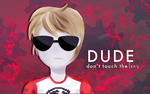DUDE - [HS] Dave Strider Wallpaper by FaroneStorm