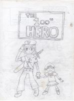 The 100th hero by kingfret