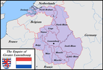 The Empire of Greater Luxembourg by Cheetaaaaa