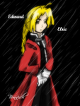 Let's blur Edward Elric by bunnish