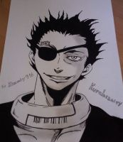 Senji Kiyomasa XDD (Old Request :D) by KuroInsanity