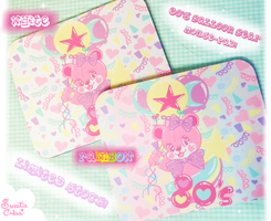 80s Balloon Bear Party: Pad by SweetiexCakes