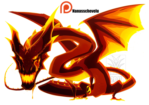Crimson Fatalis (G Rank) by Nanasschevelu