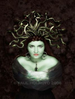 Medusa by phphotoimages