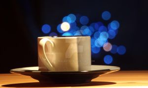 Bokeh Coffee by crescent95