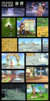 GRANDIA ONLINE PHOTO ALBUM by Lio-garakuta