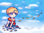 Mother 3 9th Anniversary by Jrynkows