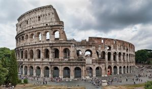 The Colosseum Rome 278-11s by mym8rick