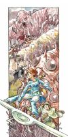 Nausicaa - Colors by ElectroCereal