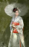 20150226 Geisha by psdeluxe