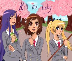 ::Kill me Baby! :: by Thildou-chan