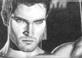 Derek Hale by Autheane