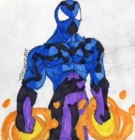 Ultimate Cosmic Spider-Man by ChahlesXavier