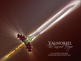 Valnoriel The Sacred Hope by Wayanoru