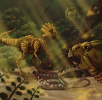Microceratops by ZEBES