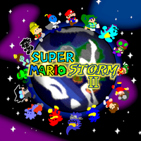 Super Mario Storm 2 WorldPromo by kenshinmeowth