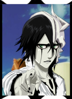 Ulquiorra coloring by DIABLO123456