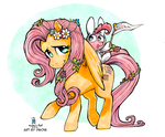 FanExpo Fluttershy by d6016